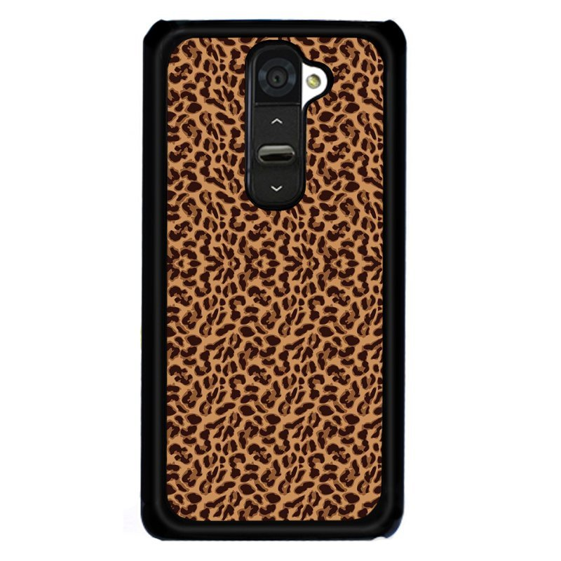 Y&M Personality Leopard LG G2 Phone Case (Multicolor)