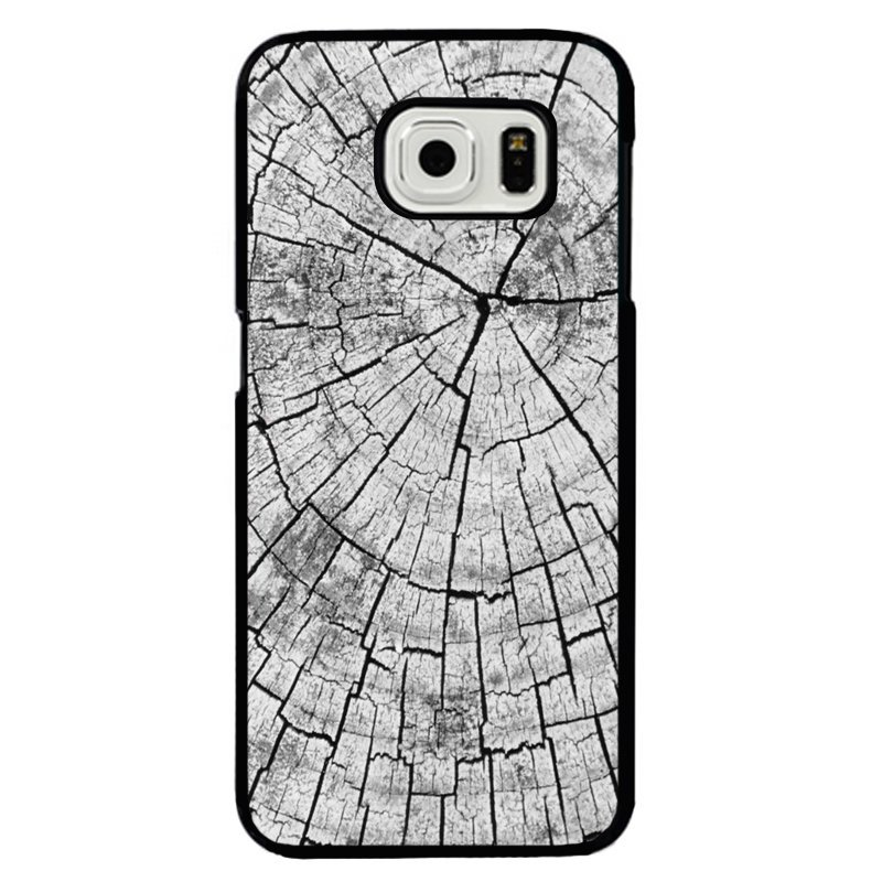 Y&M Phone Shells Tree Rings Samsung Galaxy S6 (Multicolor)