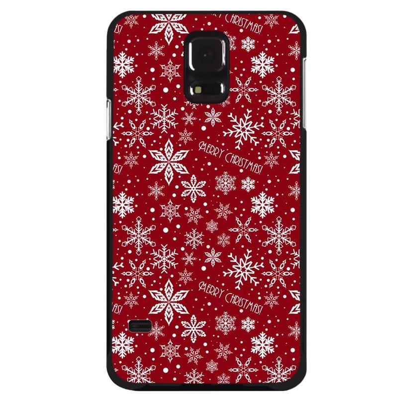 Y&M Red Merry Christmas Phone Case Samsung Galaxy S5 Mini (Multicolor)