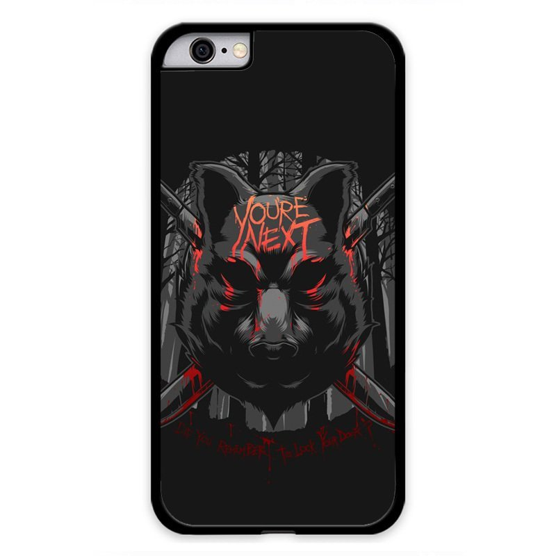 Y&M Youre Next Wolf Phone Case for iPhone 6 Black
