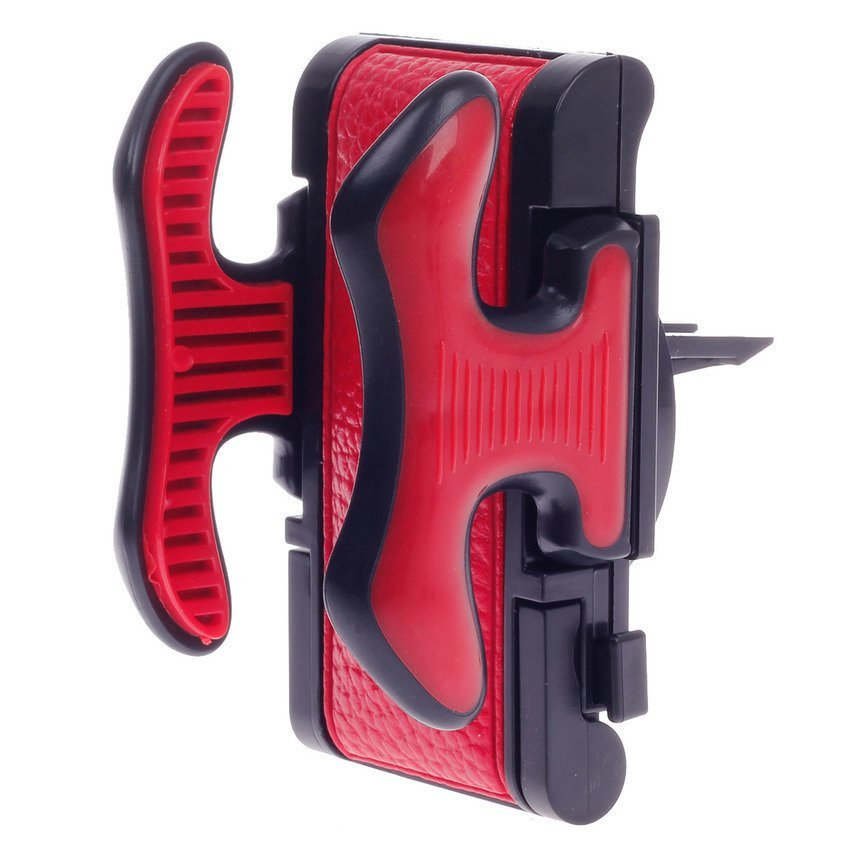 Yeleno Y-1256 Universal 360 Degree Rotation Car Holder Bracket for PDA / GPS / Mobile Phone / MP4 (Red) (Intl)