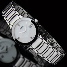 YJJZB YOME Watch Lovers Watch Authentic Ladies Watch Korean Fashion Lovers Watch Korean Couple Fine Strip Fashion Watch (1 X Men Watch)