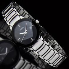 YJJZB YOME Watch Lovers Watch Authentic Ladies Watch Korean Fashion Lovers Watch Korean Couple Fine Strip Fashion Watch (1 X Women Watch)