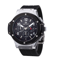 Yooyvso MEGIR Mountaineering Outdoor Sports Watches Authentic Fashion Waterproof Quartz Watch Men And Women Couple Models 3002G (White)