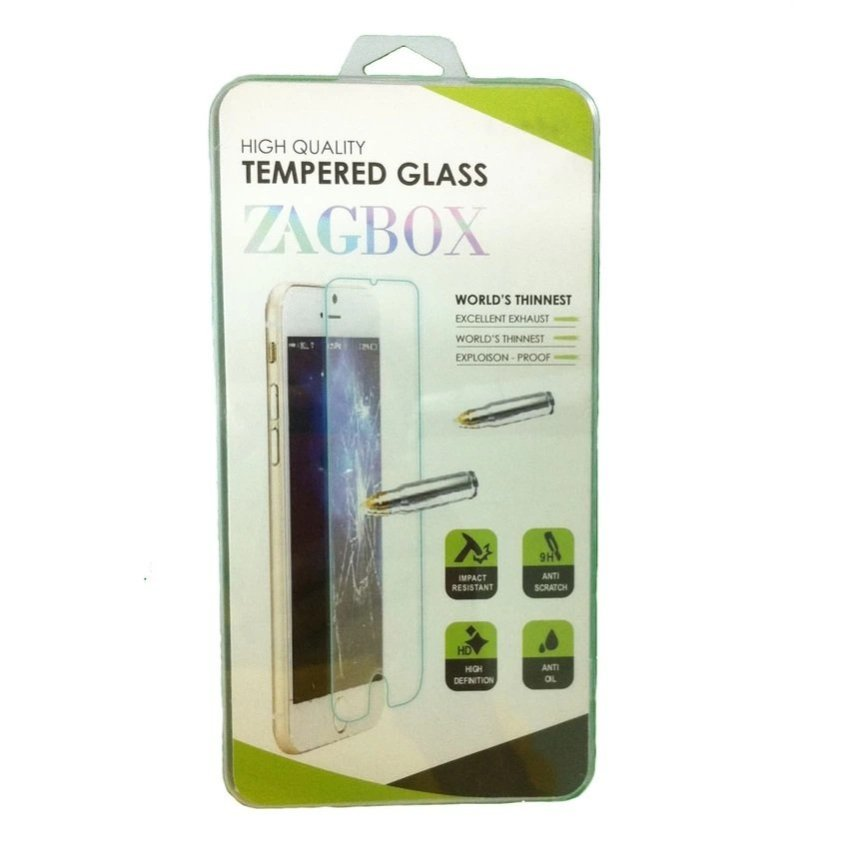 Zagbox Tempered Glass Asus Zenfone 2 Laser 5 inch