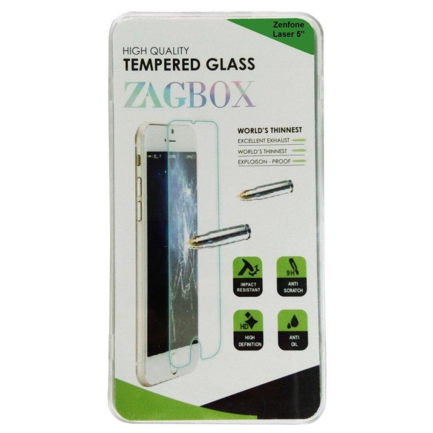 Zagbox Tempered Glass untuk Asus Zenfone 2 Laser 5