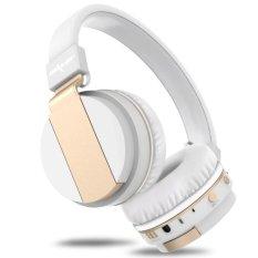 Zealot B17 Wireless Bluetooth Over The Ear Headphone (White) - INTL