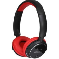 Zealot B380 Wireless Bluetooth Headset Headphone For Iphone 5.5 4.4g Ipad Cell Phone Tablet Pc V3.0 Stereo (Red) (Intl)