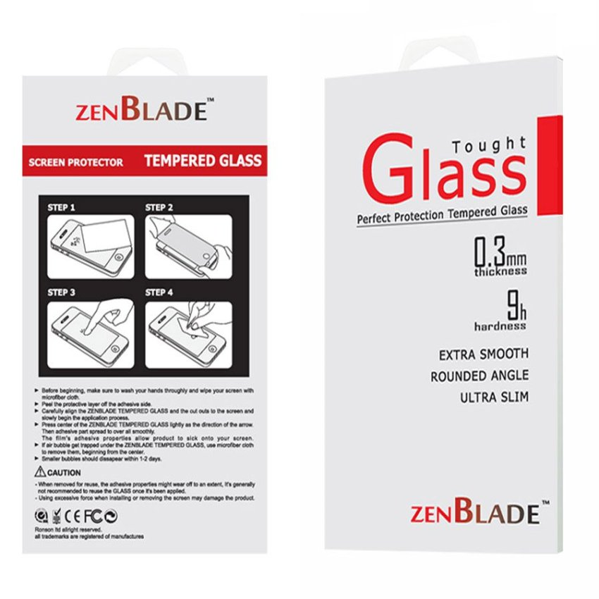 zenBlade Tempered Glass Samsung J1 Mini