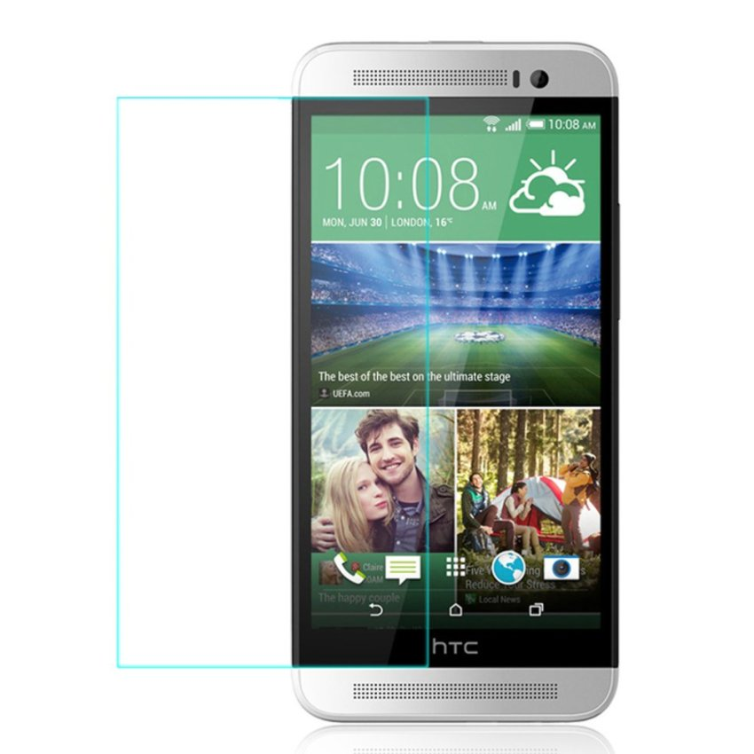 Zisure Premium Tempered Glass Screen Protector for HTC M9 (Ultra Clear) (Intl)
