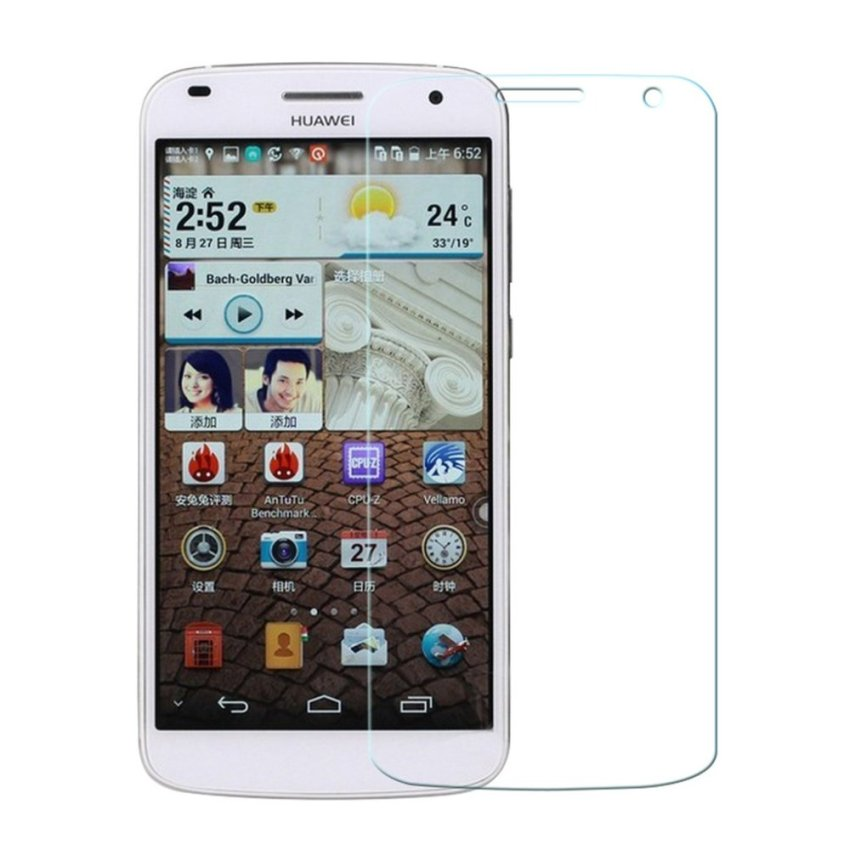 Zisure Premium Tempered Glass Screen Protector for Huawei C199 (Ultra Clear) (Intl)
