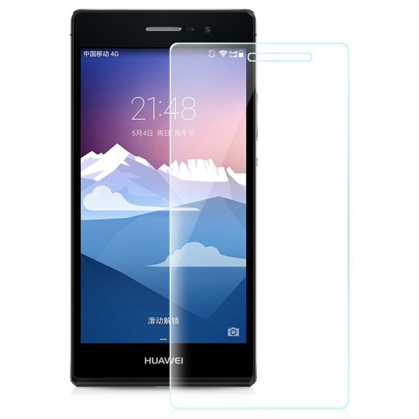 Zisure Premium Tempered Glass Screen Protector for Huawei P7 (Ultra Clear) (Intl)