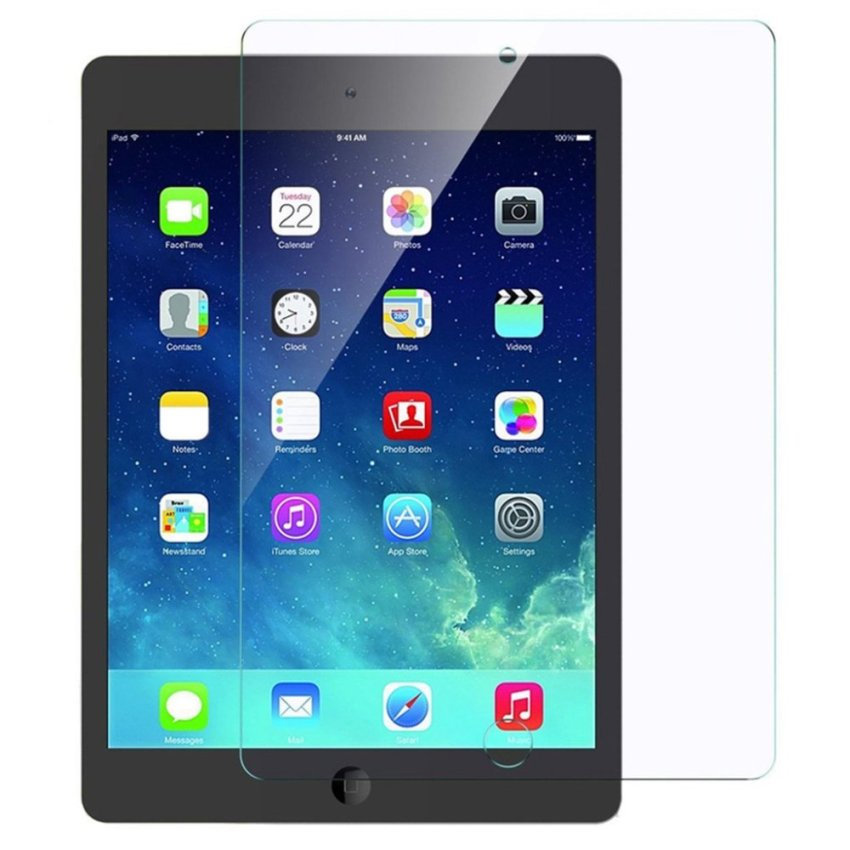 Zisure Premium Tempered Glass Screen Protector for iPad Air (Ultra Clear) (Intl)