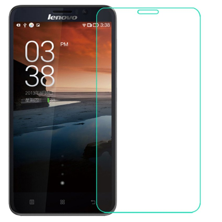 Zisure Premium Tempered Glass Screen Protector for Lenovo A850 (Ultra Clear) (Intl)