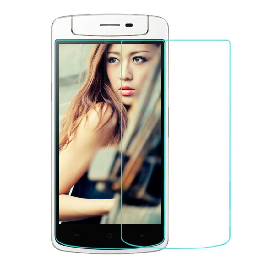 Zisure Premium Tempered Glass Screen Protector for Oppo N1 Mini (Ultra Clear) (Intl)