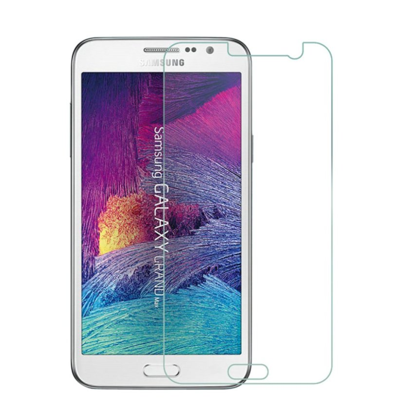 Zisure Premium Tempered Glass Screen Protector for Samsung Galaxy J5 (Ultra Clear) (Intl)