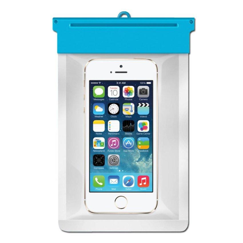 Zoe HP Advan Vandroid Waterproof Bag - Biru
