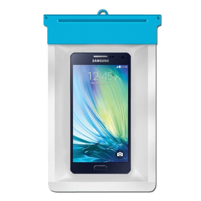 ZOE Samsung Galaxy A5 A500F LTE Waterproof Bag Case - Biru