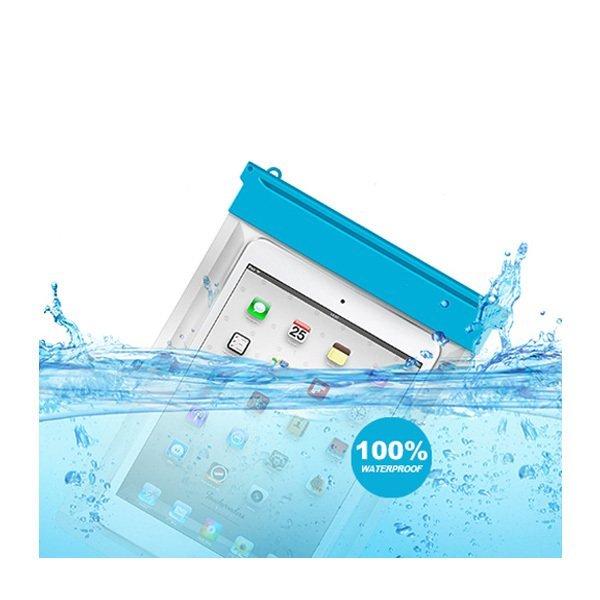 Zoe Samsung Galaxy Tab S 8.4 16GB LTE Waterproof Bag Case - Biru