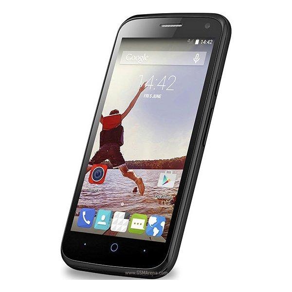ZTE Blade Q lux 4G - LTE - OS Kikat - 8 GB - Hitam