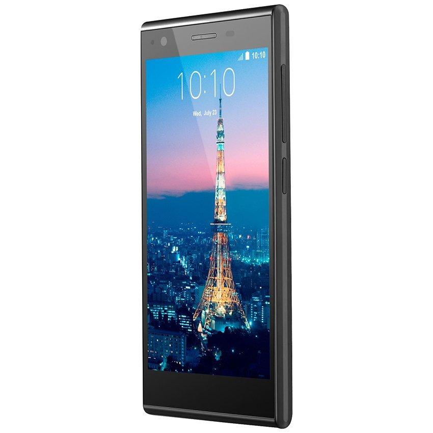 ZTE Blade VEC Pro Octa Core - 8 GB - Hitam