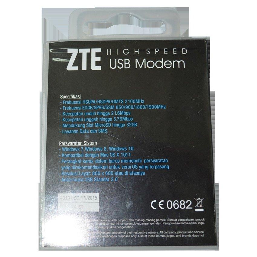 ZTE Vivo MF710 21.6 Mbps - Putih