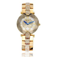 Zuigeili Sousou 2016 Nian New Shelves Explosion Models Ladies Watches Women Watch With Diamond Factory Direct Foreign Trade (Gold) - Intl