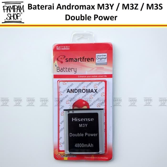 DISKON Baterai Modem Smartfren MIFI Andromax M3Y M3Z H15418 Original Wifi