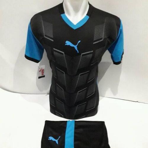 Baju Volly Jersey Olahraga Futsal Kaos Bola Setelan Voli Puma