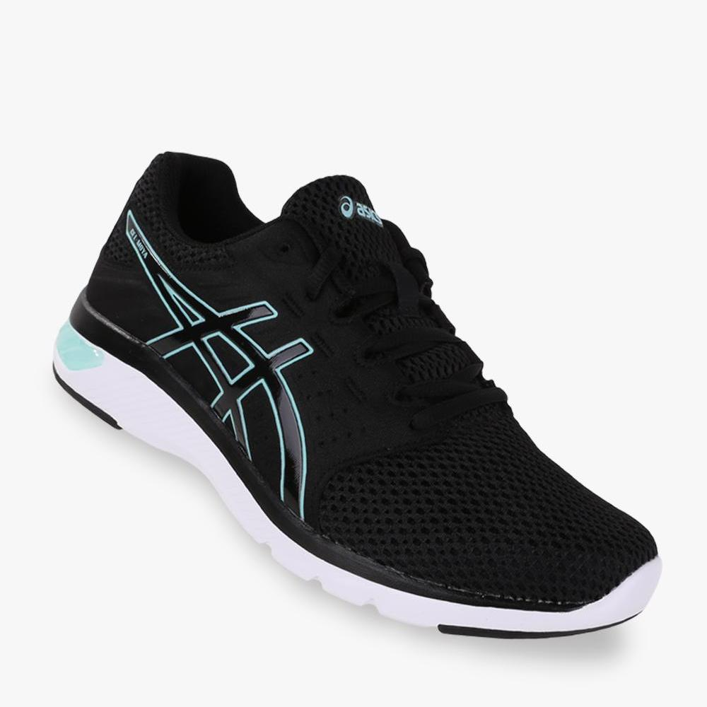 Asics Gel-Moya Womens Running Shoes - Black