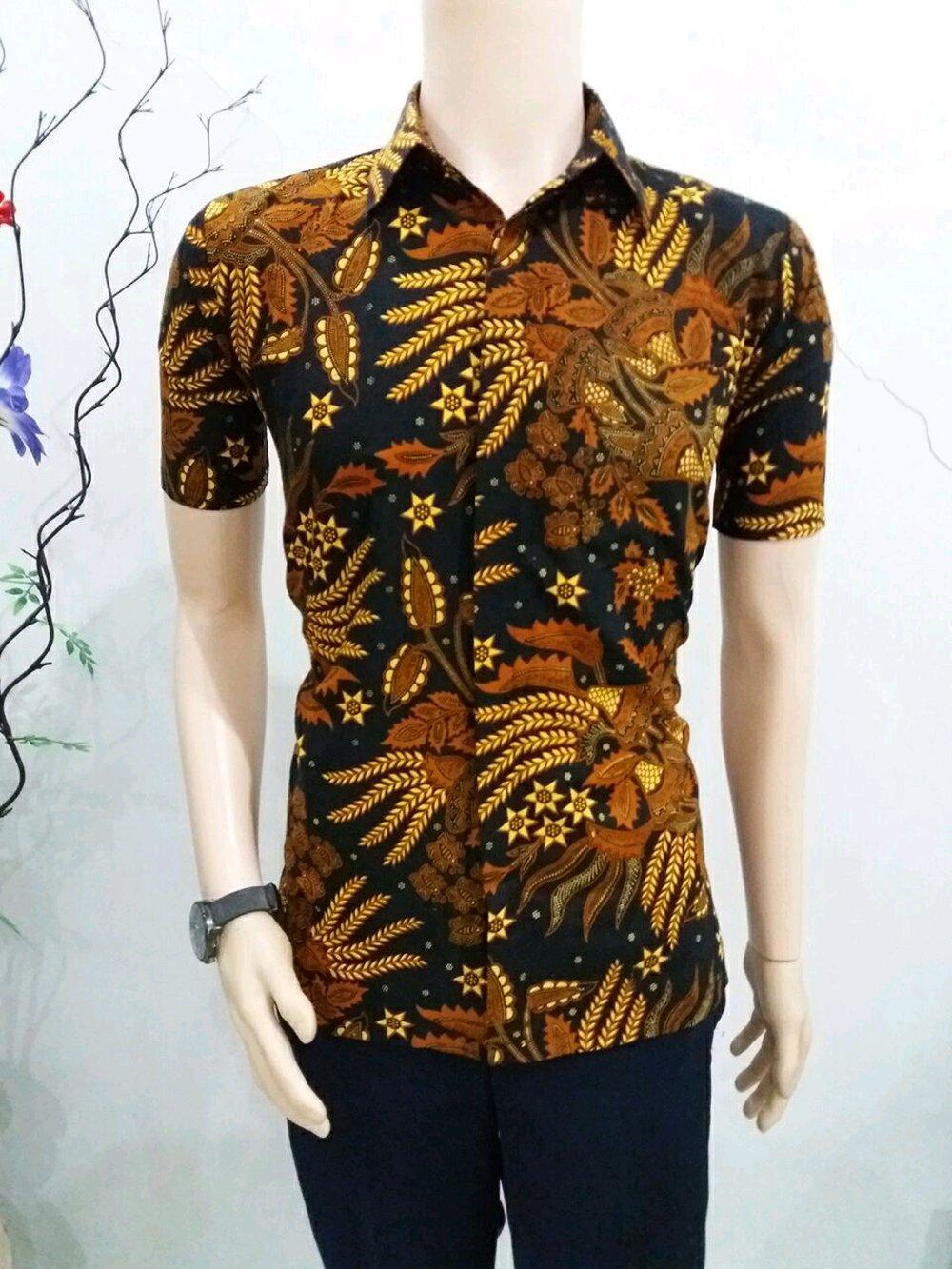 batik pekalongan - baju batik pria - hem batik cwo di lapak Batik APW _ pekalongan anggie_pw