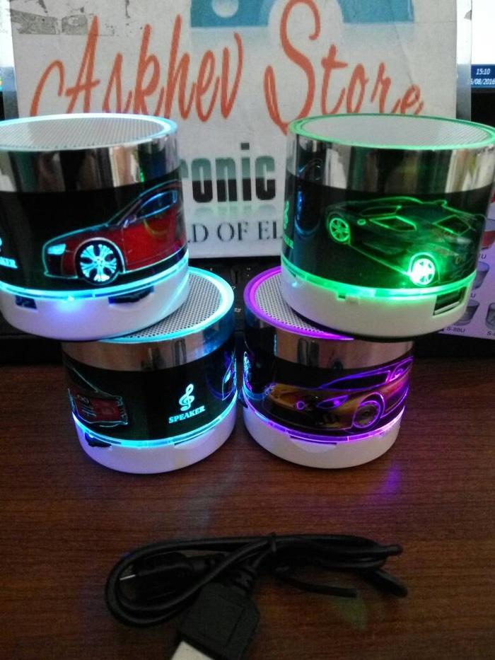 Speaker Bluetooth Super Bass Mini portable music mobil