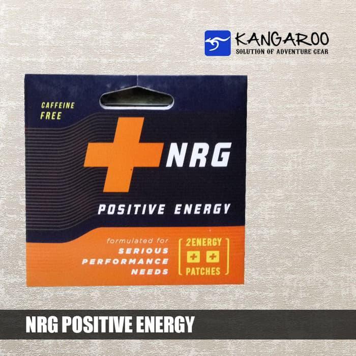 Best Top Seller!! Nrg Positive Energy - ready stock