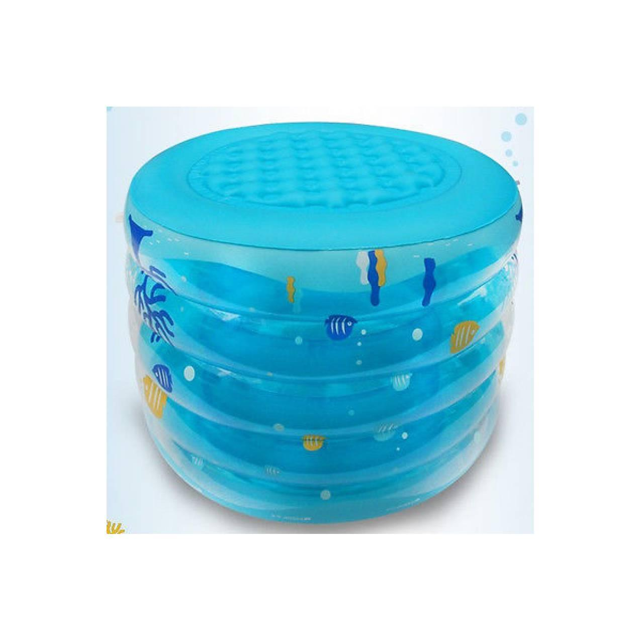Limited Inflatable Intime Baby Spa Swimming Pool (Round) / Kolam Renan