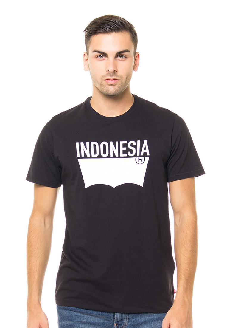 Levis Destination Tee Bali Black Update Daftar Harga Terbaru Indonesia The Perfect Better Two Horse G 17369 0222 Size S Levi 21945 0054