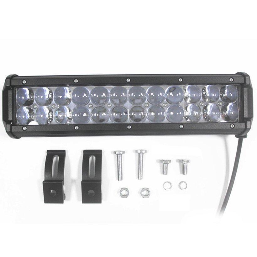 Wond 4D 120 W Baik LED Batang Lampu Kerja Lampu Banjir Kabut Medan Berat Lampu Mengemudi
