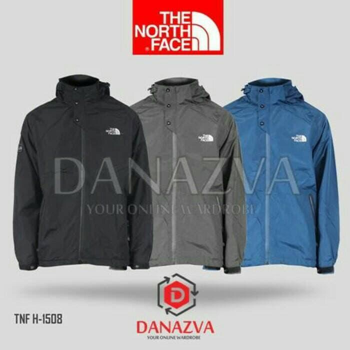 Jaket gunung the north face 1508 BB jaket bomber parka kulit rei nike