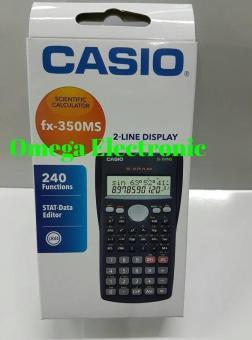 Pencarian Termurah Casio Fx 350 Ms - Scientific Kalkulator harga penawaran - Hanya Rp180.429