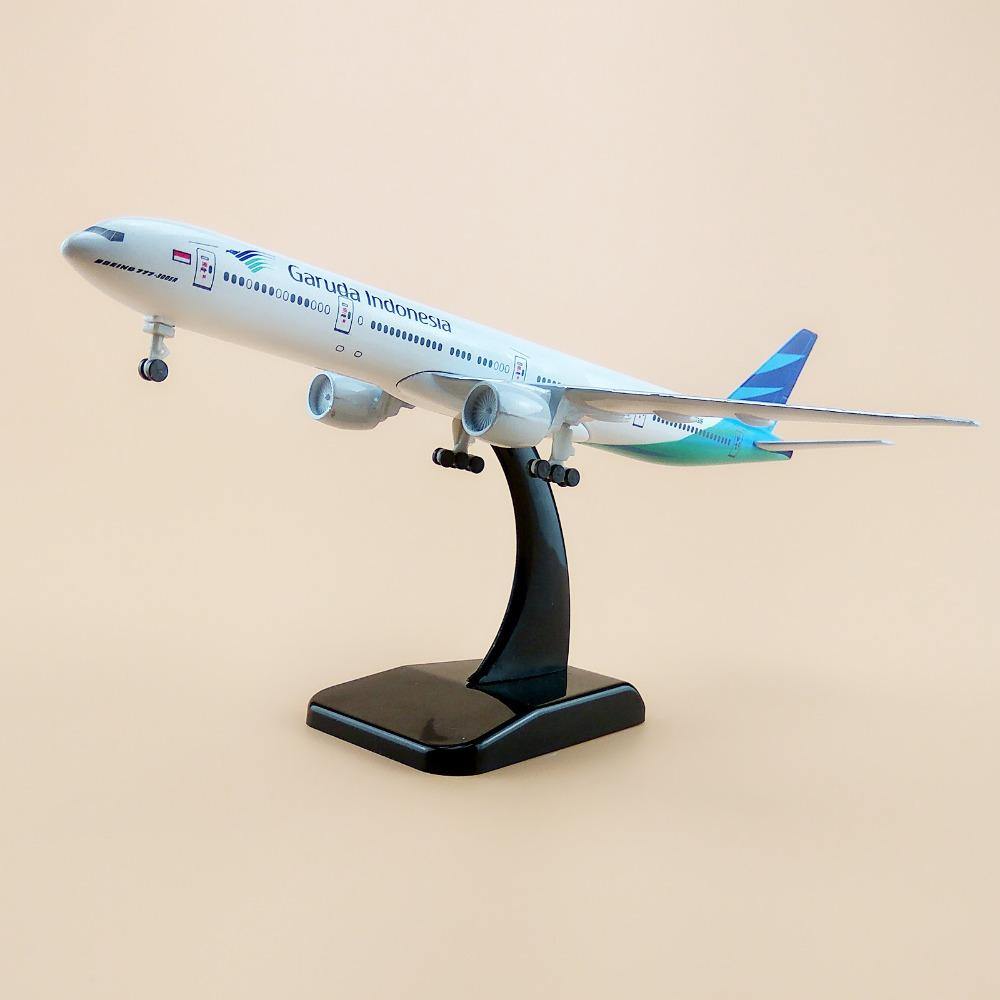 Garuda Indonesia Airlines 20x20 by Air Craft Model