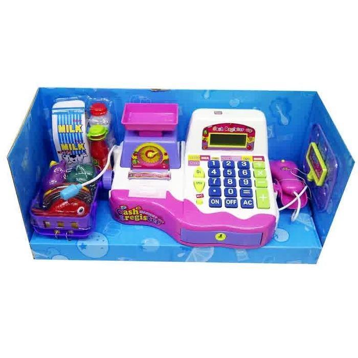 Mainan Mesin Kasir Check Out Besar / Mainan anak termurah / mainan anak terbaru / mainan koleksi / mainan edukasi / mainan anak berkualitas