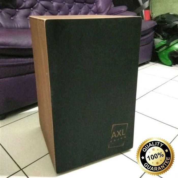 AXL Cajon Pro Black Nature - AXLCJ004