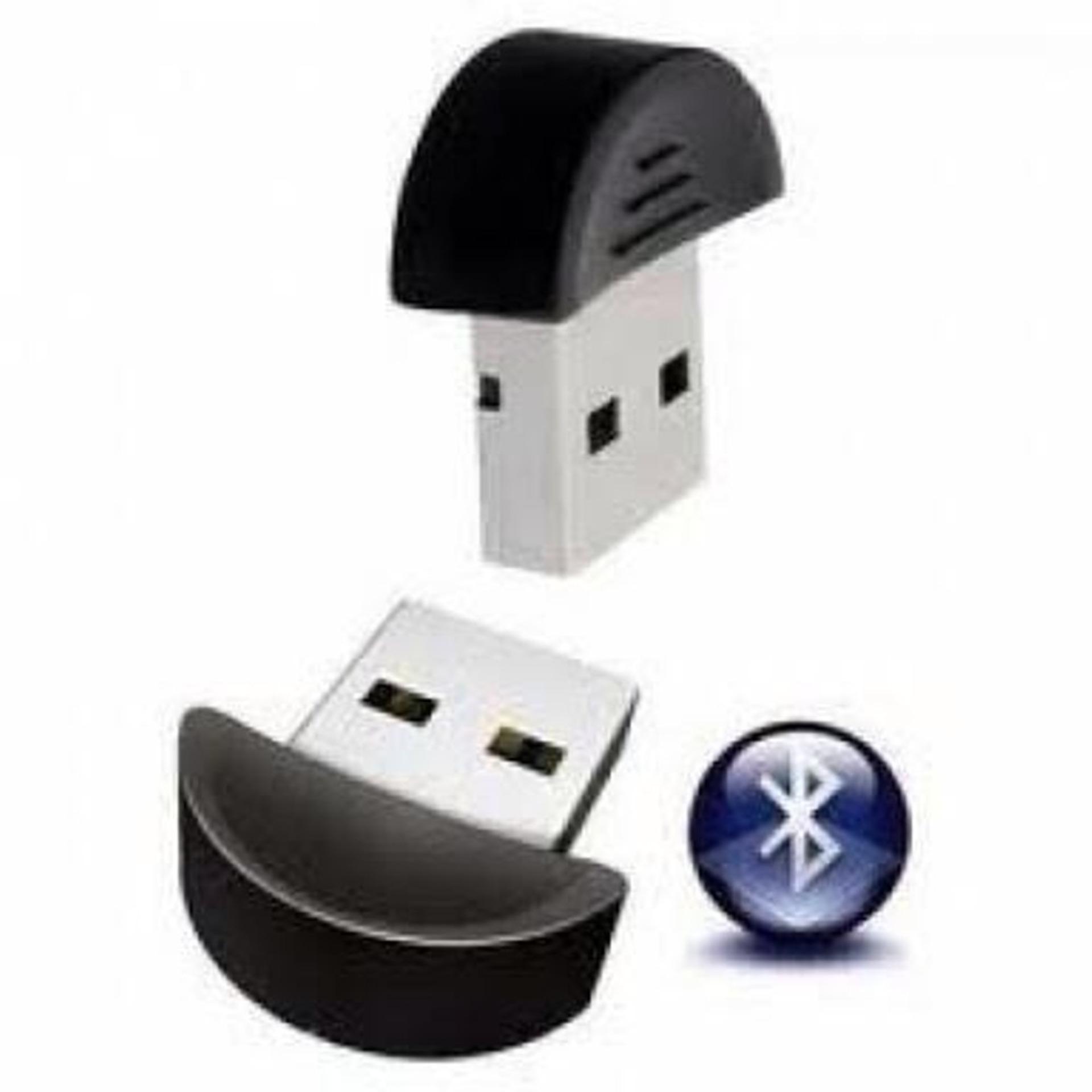 Bloetooth USB 2.0 Komputer Blutut USB Dongle Adaptor Converter Range Jarak 0-100 m