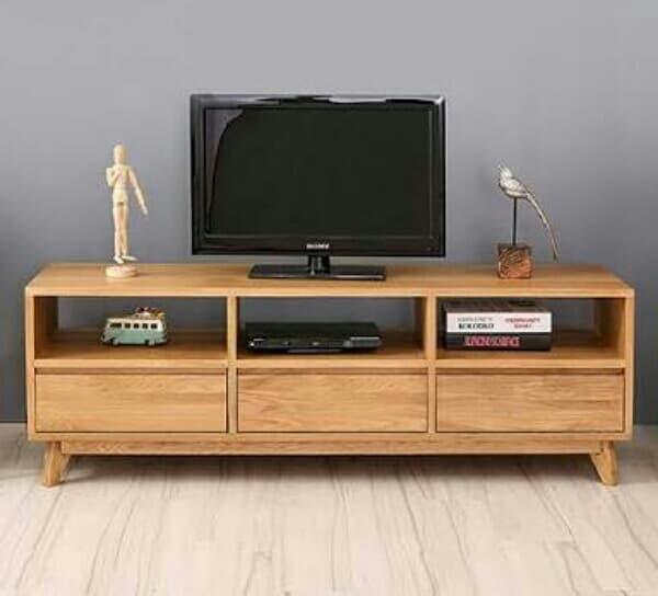 Promo   Meja tv, rak lemari bufet credenza kayu jati minimalis vintage retro   Original