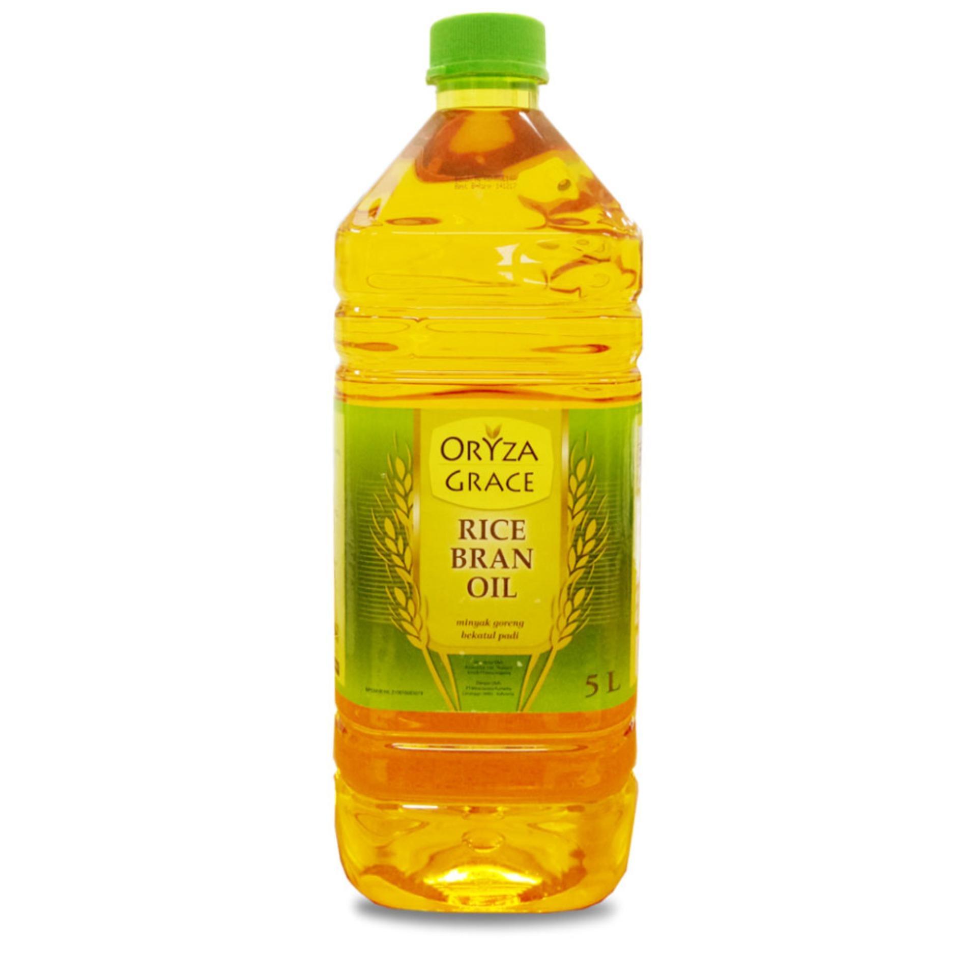 Jual Herba Bagoes Healthy Cooking Coconut Oil Minyak Goreng 1000 Ml Filma 2 L Pounch Oryza Grace Bekatul Padi Rice Bran 5