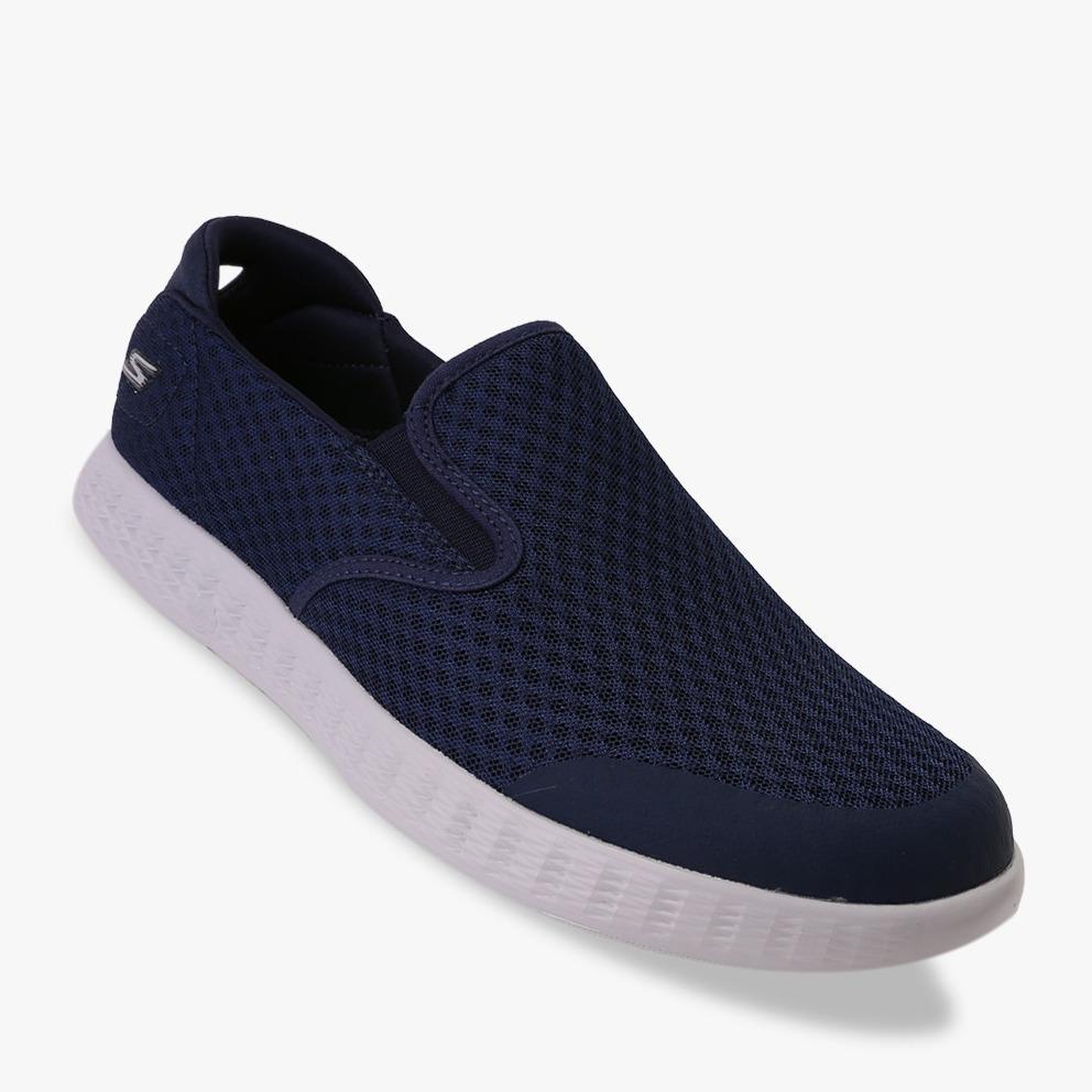 Skechers On The Go Glide Response Sepatu Sneakers Pria Navy Wanita Vr 276 Kets Dan Casual