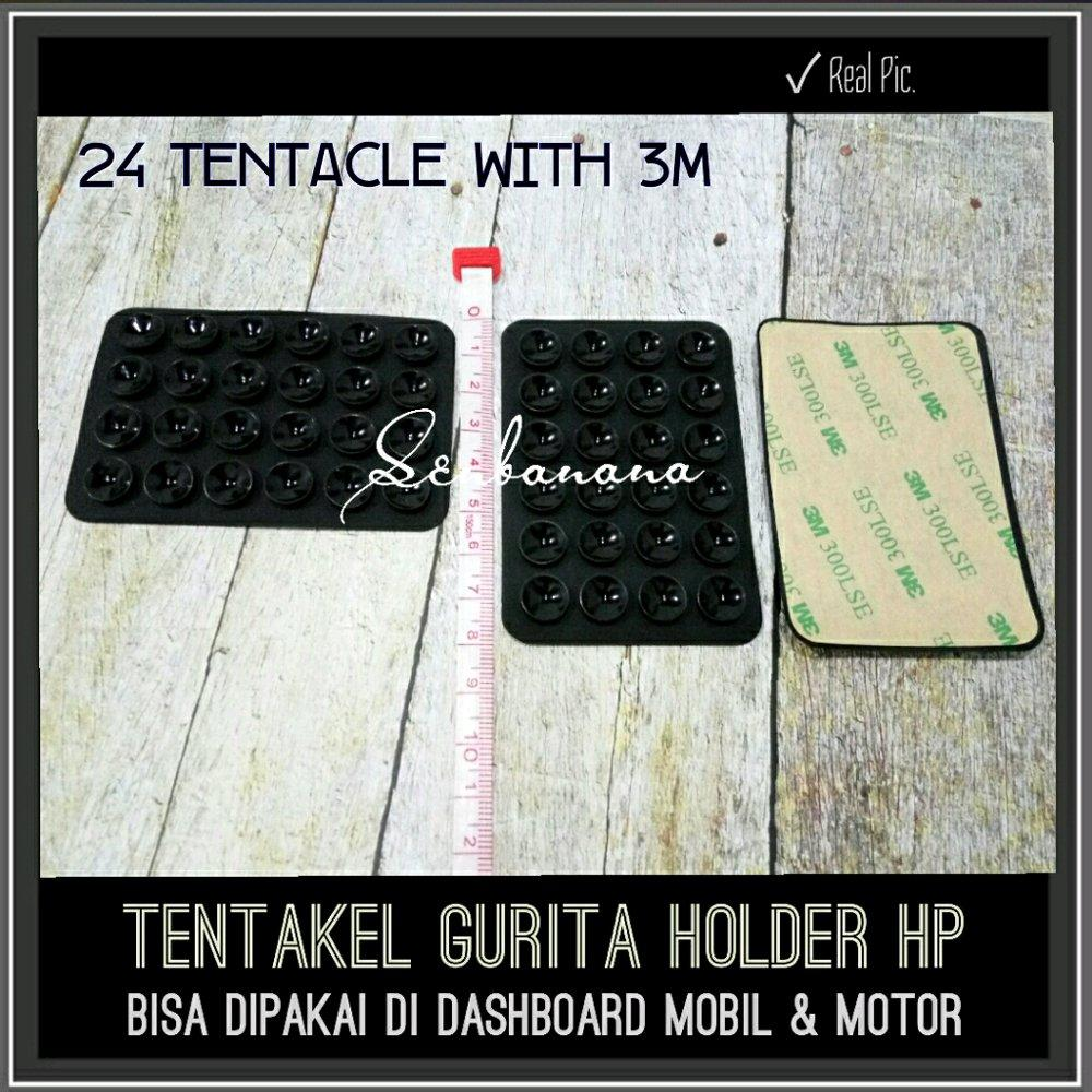 Buy Sell Cheapest Perekat 3m Best Quality Product Deals Double Tape Vhb Isolasi Ukuran 12 Mm 4 5 M Lem Tentakel Gurita Hp Holder Universal 24