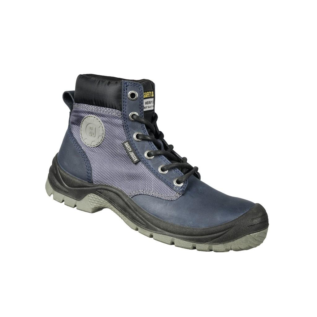 Sepatu Safety Jogger DAKAR S3 BLUE NAVI Original Safetyjogger Shoes