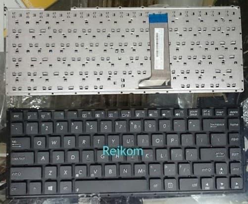 Diskon 10%!! Keyboard Asus A455L,X451,X451C,X451Ca,X451E,X451M,X451Ma,X453,X453M - ready stock