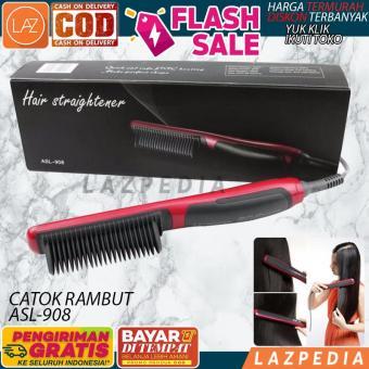 Daftar Harga TERMURAH SE LAZADA - Catok Sisir Pelurus Rambut ASL-908   ASL  908   ASL908   Catok Rambut   Catokan Rambut   Salon   NEW Fast Hair ... bd17a99c93