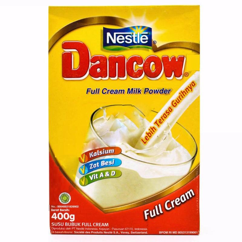 Dancow Fortigro Full Cream Box 400G